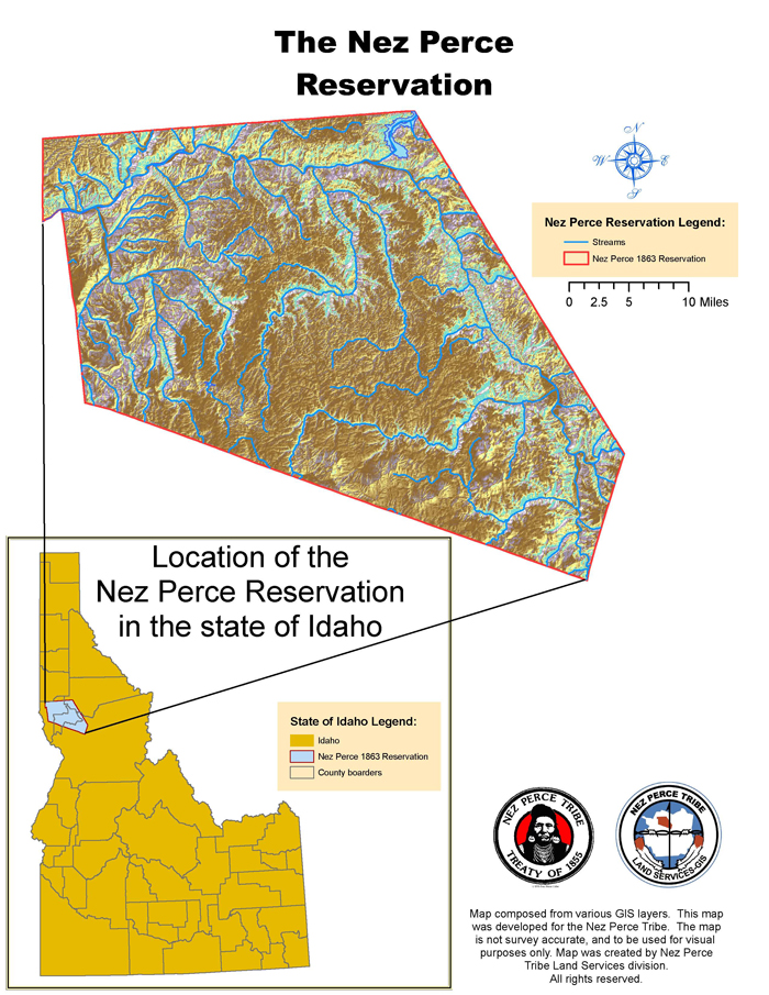 Nez Perce Reservation